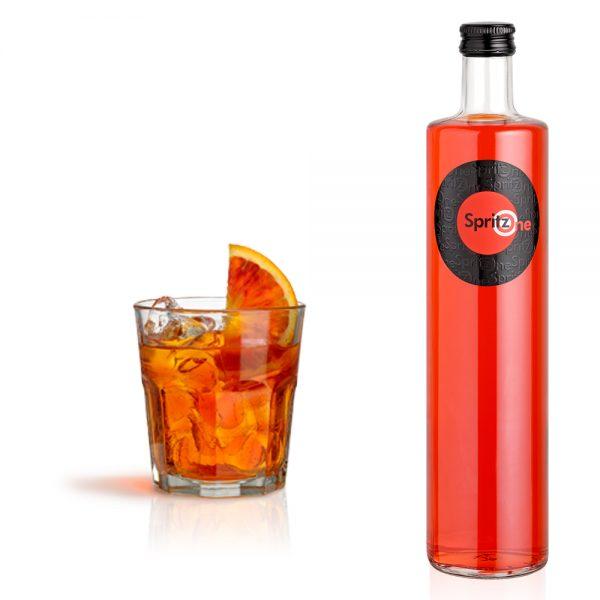 SpritzOne Orange&Rocks!